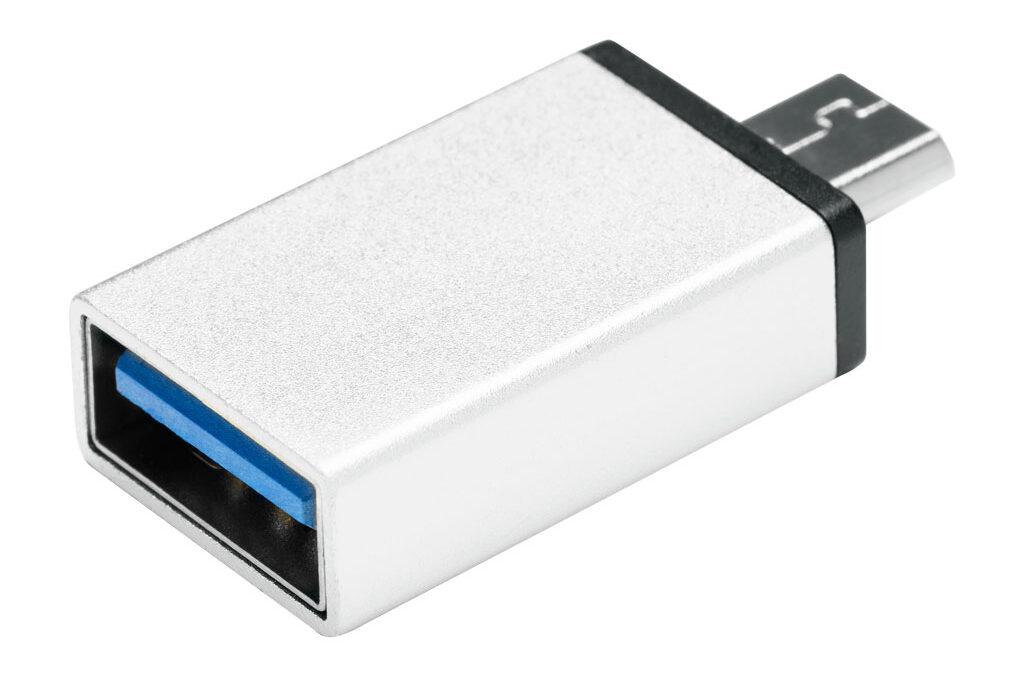 Adapter OTG USB-A – micro USB do tabletów graficznych Veikk