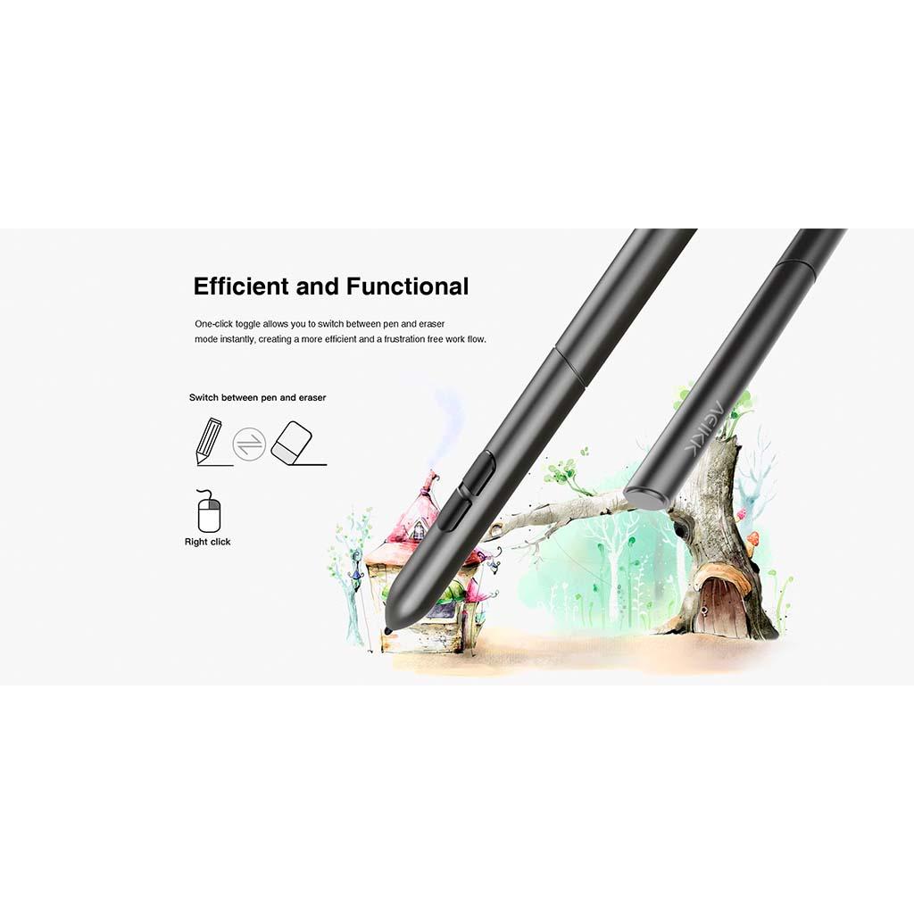 Adapter OTG USB-A - USB-C do tabletów graficznych Veikk