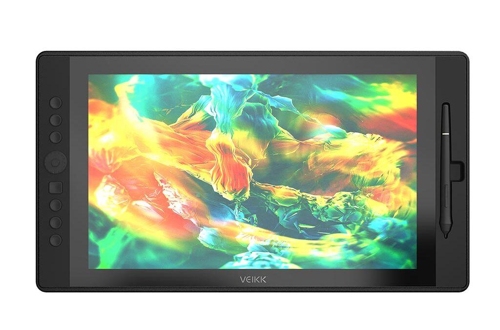 Tablet graficzny z ekranem LCD Veikk VK1560